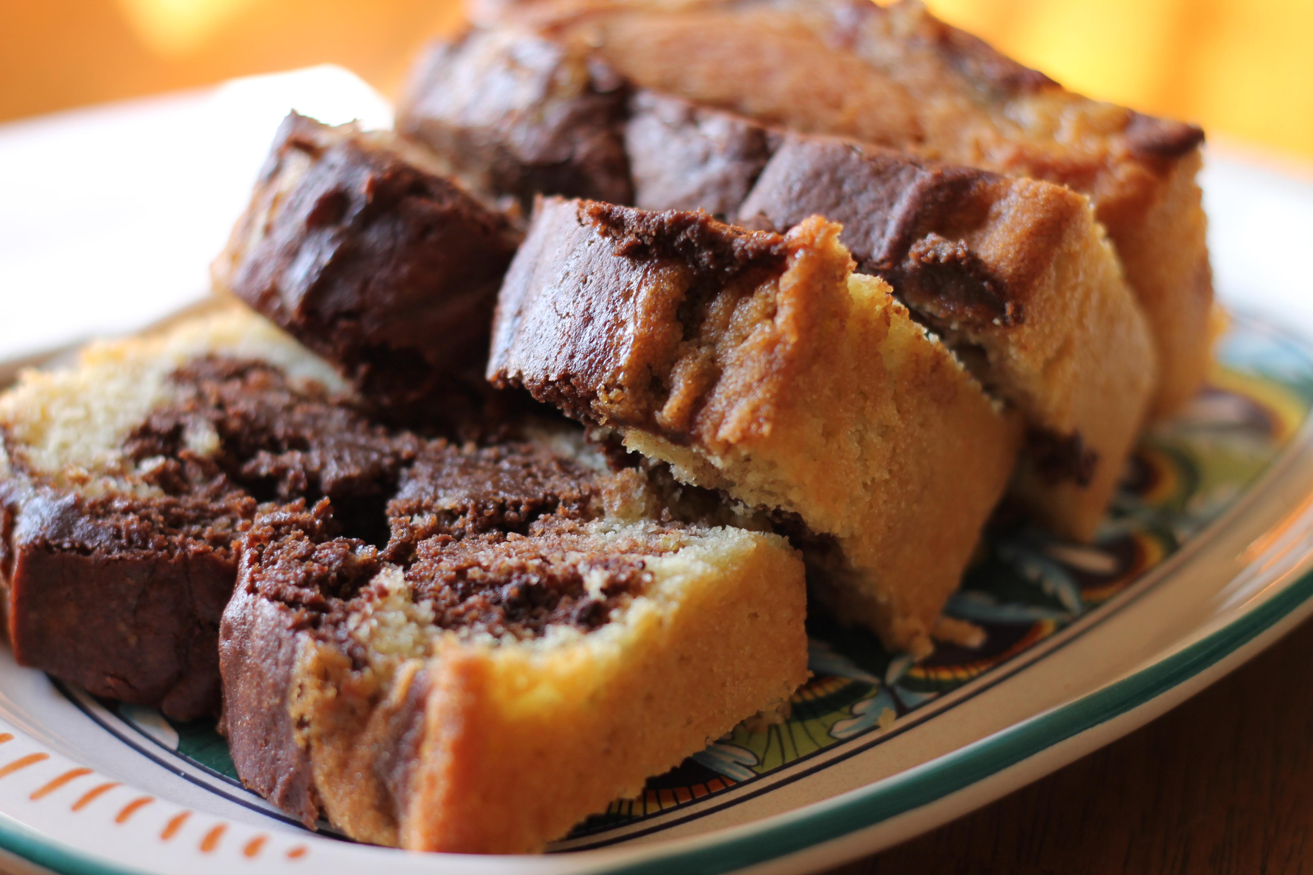 Starbucks Marble Pound Cake Recipe