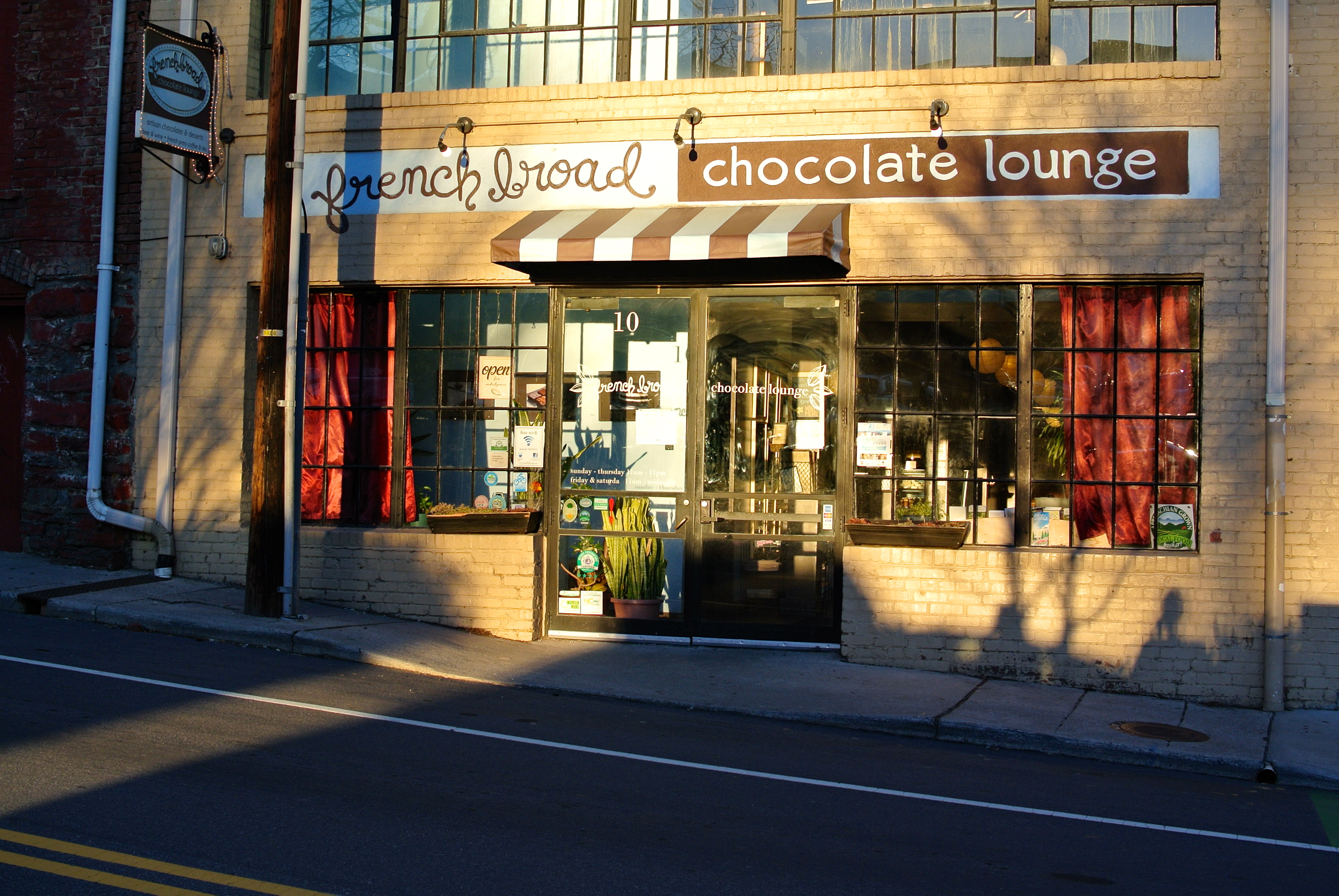 French Broad Chocolate Lounge – Flour and Fancy