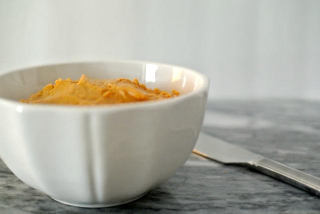 Creamy Honey Peanut Butter // Flour and Fancy