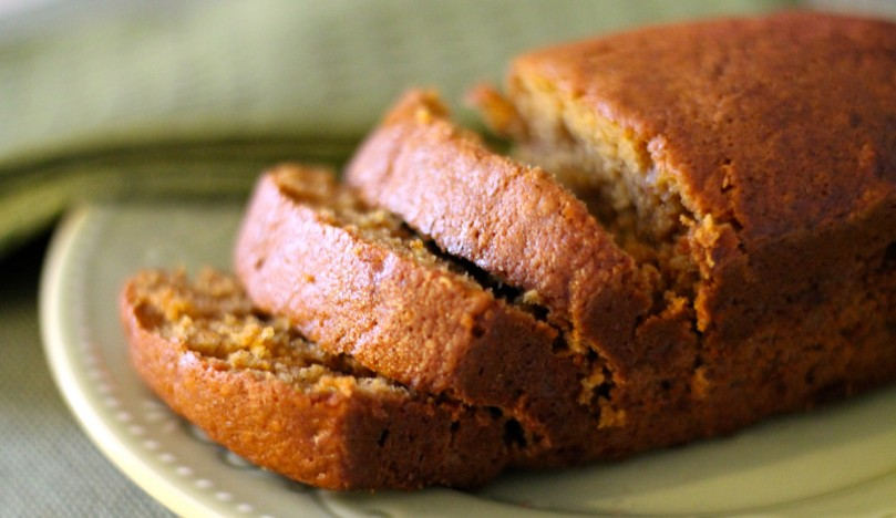 Spiced Pumpkin Bread | Flour and Fancy